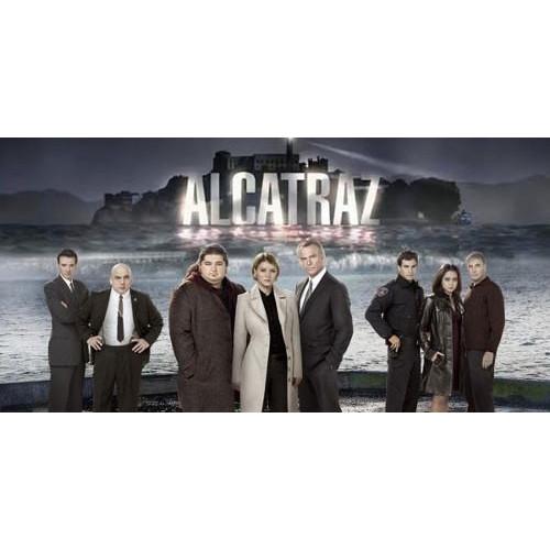 Alcatraz Completo HD