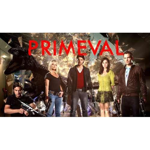 Invasores Primitivos (primeval) Completo